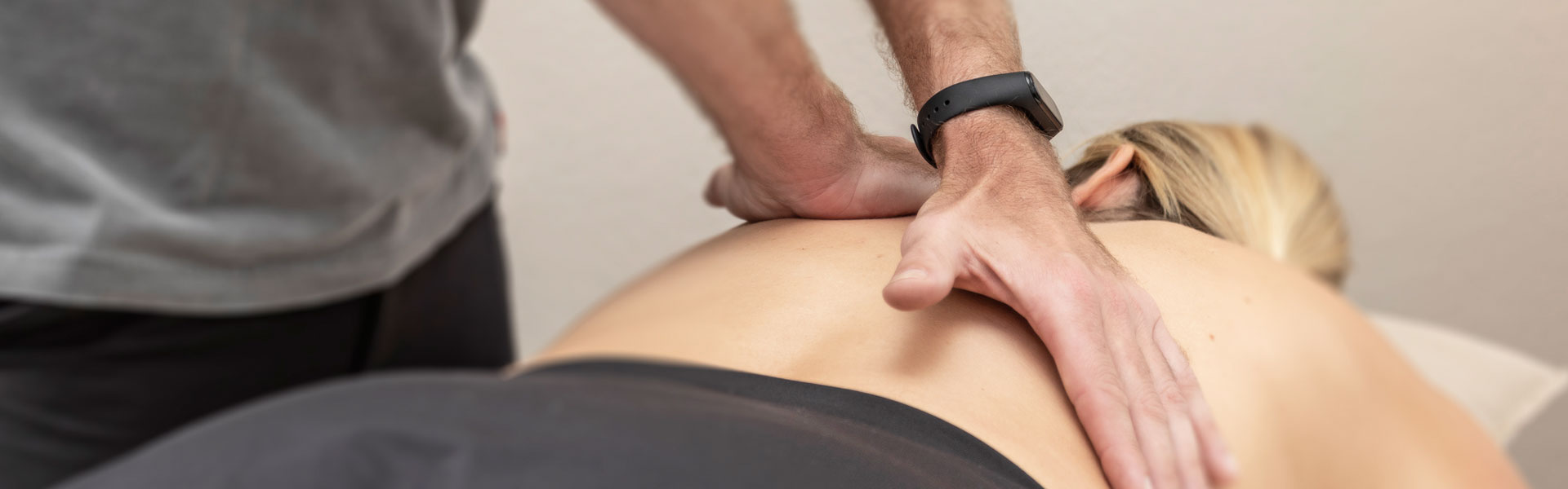 Praxis für Physiotherapie Bucelski - Massage